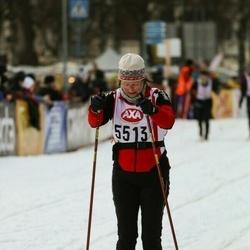 Skiing 45 km - Rose-Marie Stüve (5513)