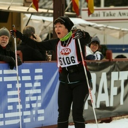 Skiing 45 km - Eila Hedin (5106)