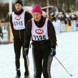 Skiing 45 km - Karin Johansson (7326)
