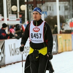 Skiing 45 km - Peter Sabelström (6457)