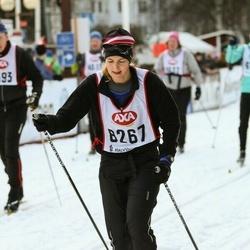Skiing 45 km - Anna Malmberg (8267)