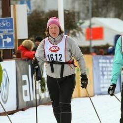 Skiing 45 km - Charlotte Granström (1612)