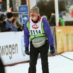 Skiing 45 km - Svante Nordlander (3114)