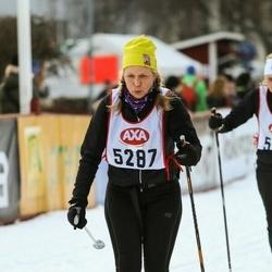 Skiing 45 km - Anna-Lena Wallén (5287)