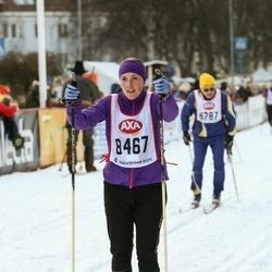 Skiing 45 km - Kristin Blixt-Hinshaw (8467)