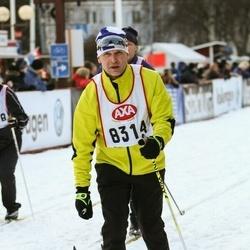 Skiing 45 km - Juha Immonen (8314)