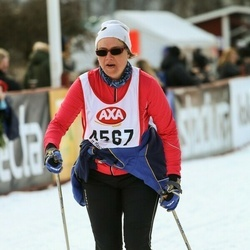 Skiing 45 km - Helena Boström (4567)