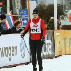 Skiing 45 km - Barbro Albertsson (6245)