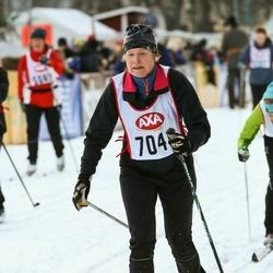 Skiing 45 km - Kajsa Johansson (7040)