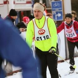 Skiing 45 km - Anders Haglund (6116)