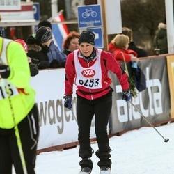 Skiing 45 km - Irene Börjesson (5253)