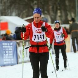 Skiing 45 km - Annemarie Bexelius (7147)