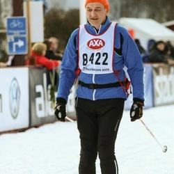 Skiing 45 km - Lars-Eric Andersson (8422)