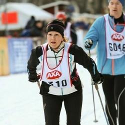 Skiing 45 km - Charlotta Arvidsson (8310)