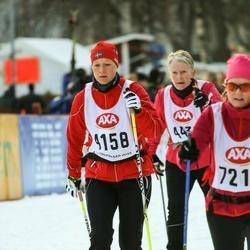 Skiing 45 km - Sofia Andrén (4158)