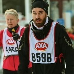 Skiing 45 km - Viktor Brorsson Gordon (8598)