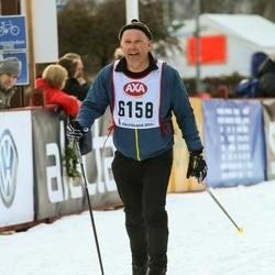 Skiing 45 km - Thomas Hallmén (6158)