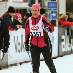 Skiing 45 km - Elinor Nilsson (3361)