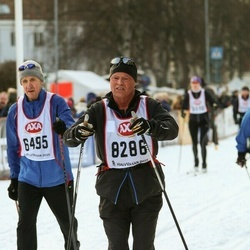Skiing 45 km - Tomas Hård (8286)