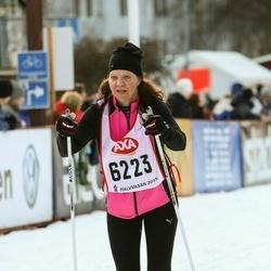Skiing 45 km - Ann Ljungdahl (6223)