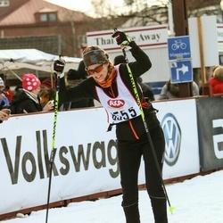Skiing 45 km - Fanny Petersen (6555)