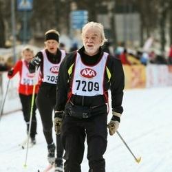 Skiing 45 km - Göran Andersson (7209)