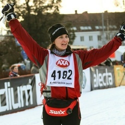 Skiing 45 km - Maria Sparr (4182)