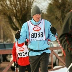 Skiing 45 km - Lars-Erik Alm (6036)