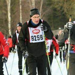 Skiing 45 km - Magnus Wallsten (8259)