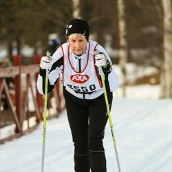 Skiing 45 km - Helena Andersson (6550)