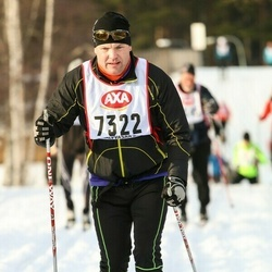 Skiing 45 km - Stefan Pettersson (7322)