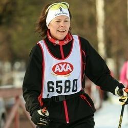Skiing 45 km - Miriam Danwihl (6580)