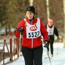 Skiing 45 km - Gunilla Hassgård (3327)