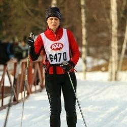 Skiing 45 km - Katarina Mörnstad (6470)