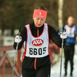 Skiing 45 km - Ninni Hassel (6605)