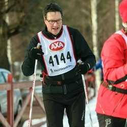 Skiing 45 km - Johan Asklund (4144)