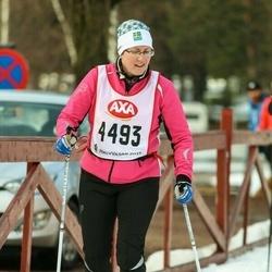 Skiing 45 km - Helena C Lillberg (4493)