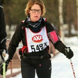 Skiing 45 km - Birgit Vilstrup (5493)