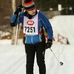 Skiing 45 km - Andy Drake (7251)