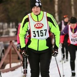 Skiing 45 km - Mia Jonsson (3157)