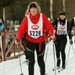 Skiing 45 km - Liselotte Baagøe (3228)