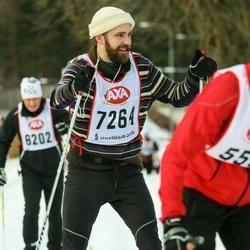 Skiing 45 km - Pontus Hummelman (7264)