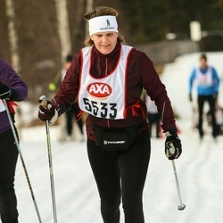 Skiing 45 km - Marie Snarberg (5533)