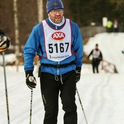 Skiing 45 km - Stefan Norberg (5167)