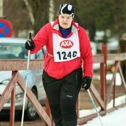 Skiing 45 km - Caroline Erström (1246)