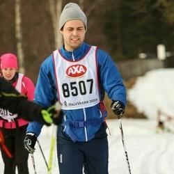 Skiing 45 km - Thomas Hansen (8507)