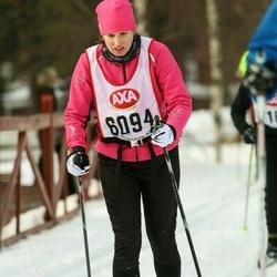 Skiing 45 km - Kicki Edenhofer (6094)
