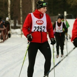 Skiing 45 km - Maja Lindgren (7252)