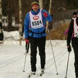 Skiing 45 km - Anders Holmberg (6504)