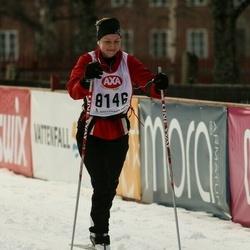 Skiing 45 km - Sanna Vornanen (8146)